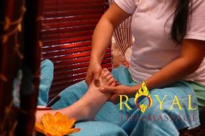 Fussreflexzonenmassage Royal Thai Massage Dresden