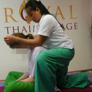 Traditionelle Thai Massage in der Royal Thaimassage Dresden